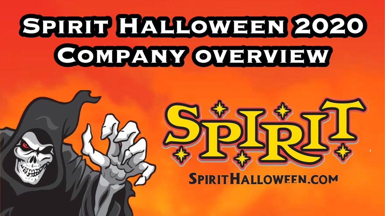 Spirit Halloween Hiring 2020 Spirit Halloween 2020 Company Overview   Powerpoint Presentation