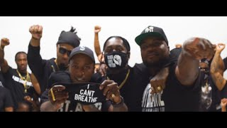 "(Official Video) "" I Can't Breathe "" | Jaray, Teeezy, Da Bully, Compton Av"