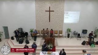 Culto de Adoração - 06/12/2020 - Igreja Presbiteriana do Calhau