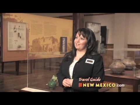 Travel Guide New Mexico tm New Mexico History Museum, Santa Fe