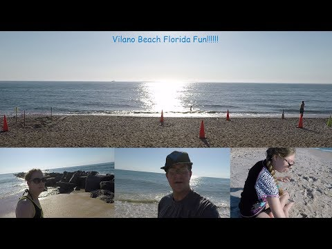 The Fun Break We Needed at Vilano Beach Florida Saint Augustine