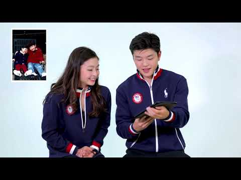 Advice to Younger Self | Maia and Alex Shibutani