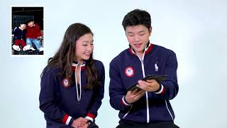 Advice to Younger Self   Maia and Alex Shibutani