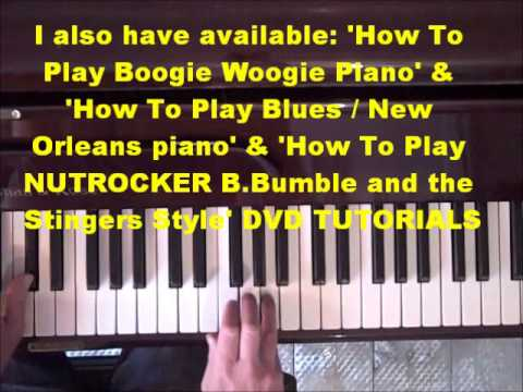 RISING DAMP 1970s TV  THEME PIANO TUTORIAL / LESSON