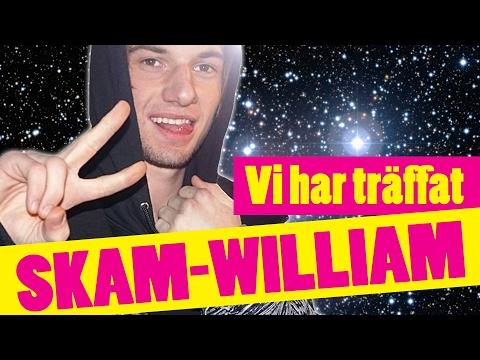 SKAM William (Thomas Hayes) i Stockholm