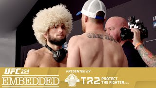 UFC 254 Embedded: Vlog Series - Episode 6