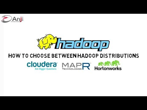 Hadoop Distribution Comparison and Overview: Cloudera, MapR, and Hortonworks