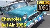 Menú del carro Oldie (Bel Air 1955) - YouTube