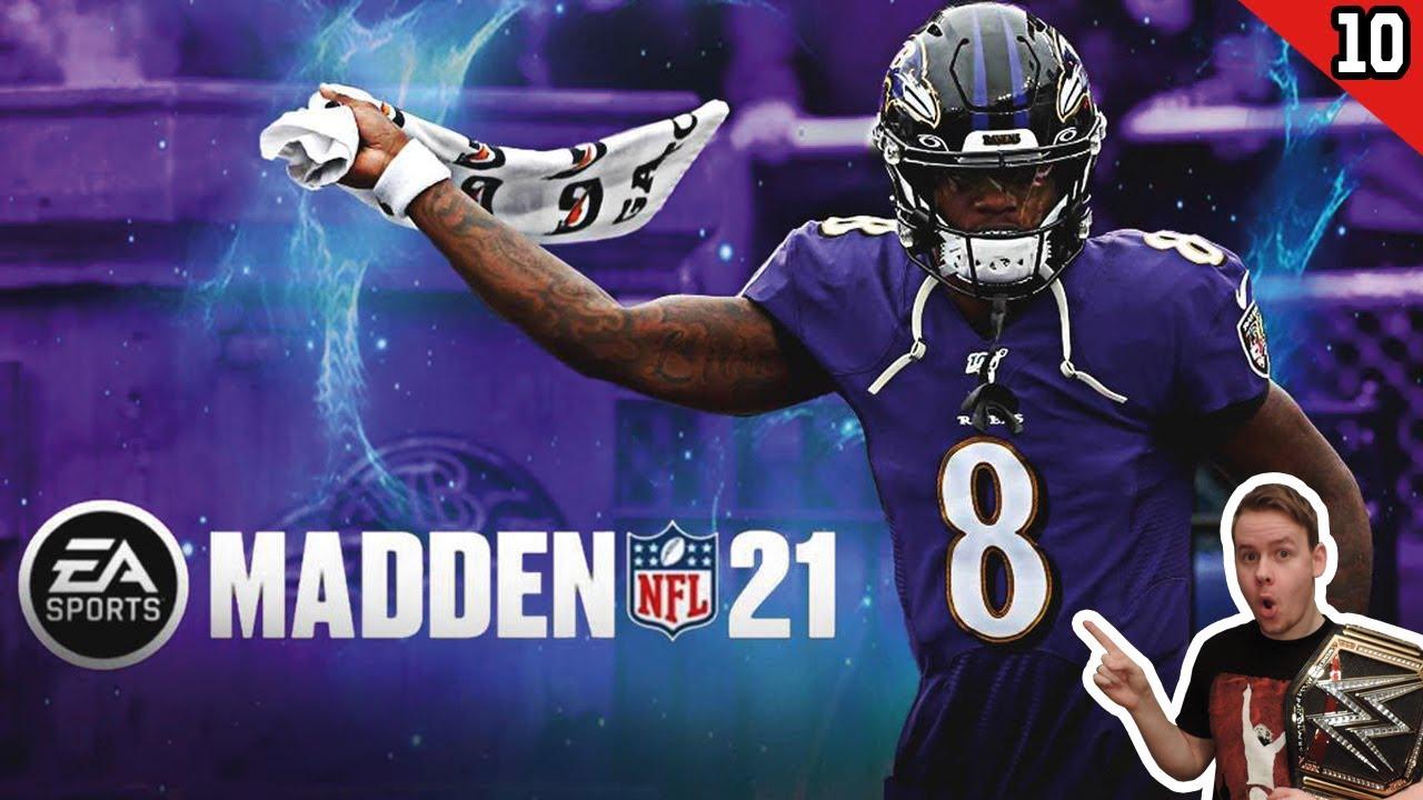 Let's Play: Madden NFL 21  10  ★ Livestream vom 03.07.2021