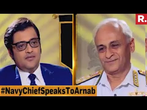 Admiral Sunil Lanba Speaks To Arnab Goswami | Nation Wants To Know