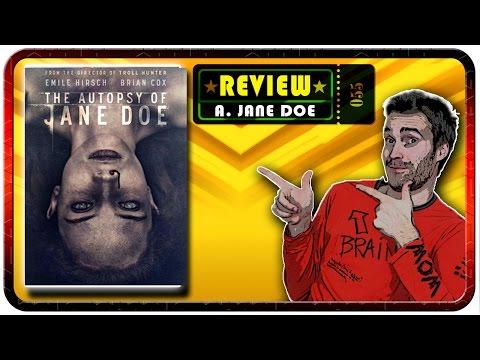 Review: LA AUTOPSIA DE JANE DOE || Premio especial Jurado SITGES 2016