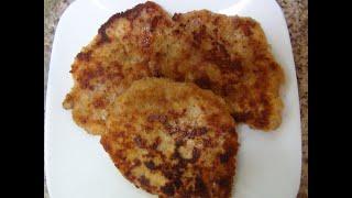 Polish Pork Chops Kotlety Schabowe. Episode#23