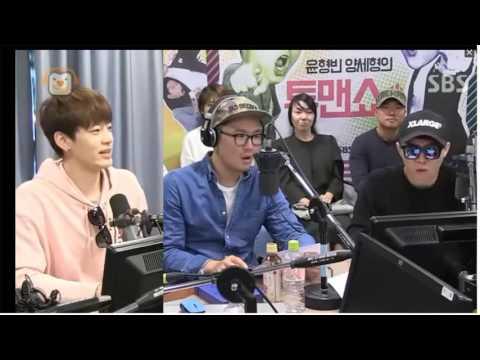 161017 Yoon Hyung Bin, Yang Se Hyung