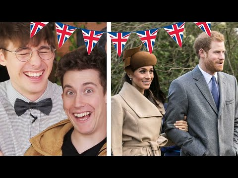 What British People ACTUALLY think about the Royal Wedding!!