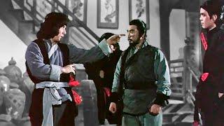 Джеки Чан (Су Инь-Фун) против троих наёмников | Jackie Chan (Hsu Yin-Fung) vs three mercenaries