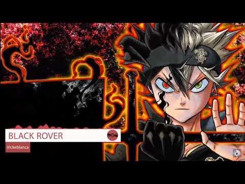 Black Clover Opening 3 Full : Black Rover - Vickeblanka [ 1 Hour ]