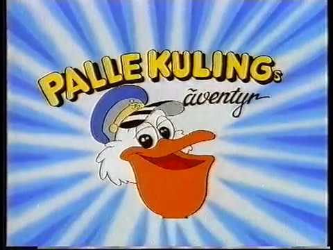 Palle Kuling Reklam TV3 1993 - (Svenska/Swedish)