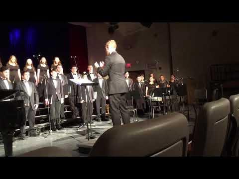 2018 Connetquot High School Spring Concert - Sleep