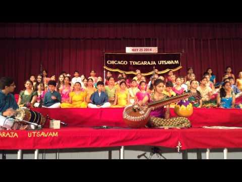 Anika CTU Concert Ra Ra Raghuveera