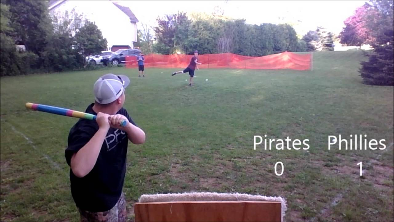2016 cvwl wiffle ball game 7 pirates vs phillies youtube