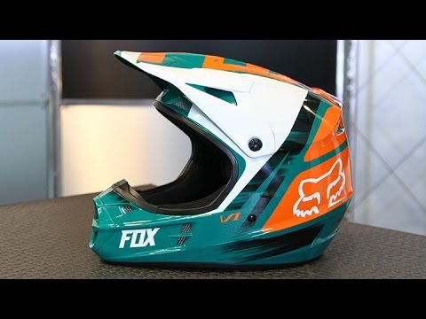 Fox V1 Vandal Helmet | Motorcycle Superstore