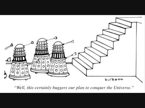 Daleks Can T Climb Stairs Youtube