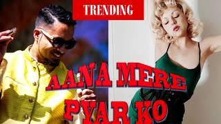 Aana Mere Pyar Ko l आना मेरे प्यार को l New Version l Aki Kumar l Shah Rukh Khan l
