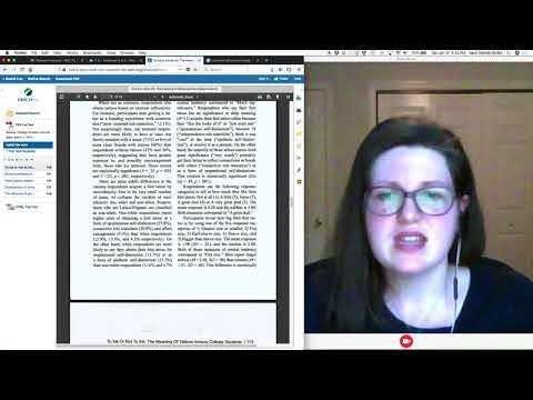 213 1 Choosing a peer reviewed article
