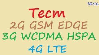 Тест скорости 2G 3G 4G - мобильный интернет lte на смартфоне Xiaomi