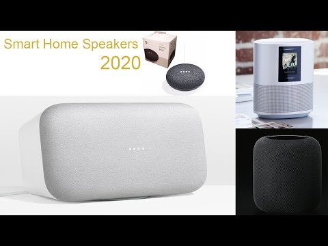 top-10-best-smart-speakers-for-your-home-2020
