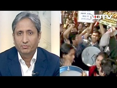 Ramjas Clashes Hijack 'Cultures of Protest' Seminar