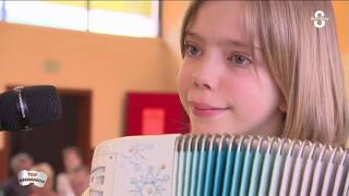 CADDIE, valse parisienne – Madlyn Music – Youg talent accordion – Child accordion – Enfant accordéon