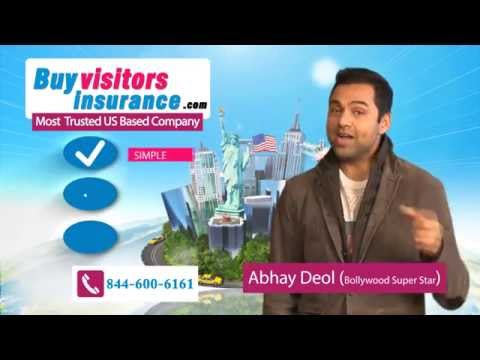 Buyvisitorsinsurance - Insurance For Visitors To USA