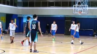 衛理對聖類斯學界籃球乙組hkd3 Jan16