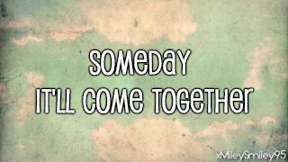 Big Time Rush This Is Our Someday With Lyrics