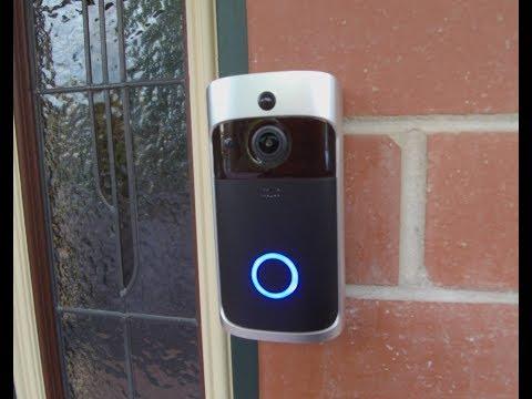X Smart Home Wireless Wifi Video Door Bell | Tech & Tactical