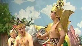 Mocopat Palaran MASKUMAMBANG Wayang Orang Bharatayudha - Javanese Classical Dance [HD]