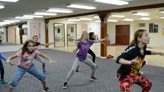 Zumba (Teens, 11 kids) Get Lost by Paul Damixie