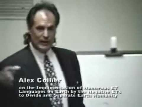 Shocking Truth About Tamil Language - Alex Collier in 1995