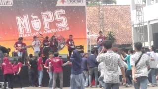 Orchestarasta - The Godfather Intro (Tokyo Ska Paradise Cover) Live @MAPS SMAN 26 Bandung