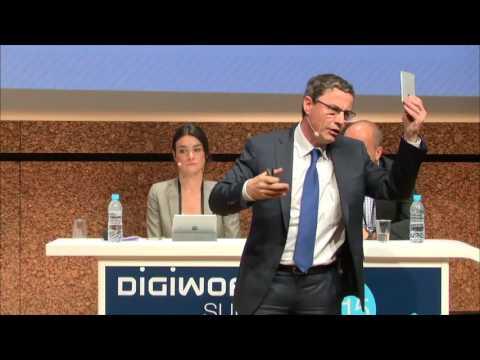 DWS15 - Eric DENOYER, Numericable-SFR - Digital infrastructure