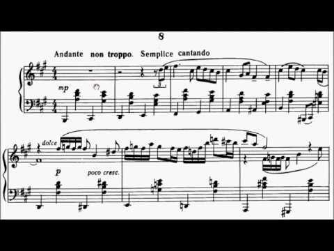 HKSMF 70th Piano 2018 Class 130 Grade 8 Kabalevsky Prelude Op.38 No.8 Sheet Music 校際音樂節
