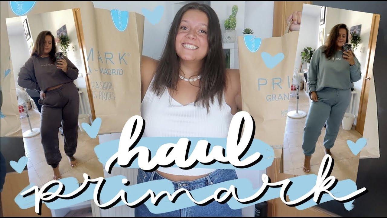 Haul Primark Y Pull Bear Otono Tallas Grandes Laura Yanes Youtube