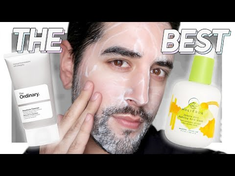 THE BEST CLEANSERS For All Skin Types ✖  James Welsh