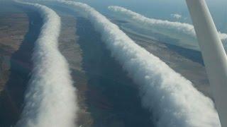 【衝撃】地震がおこる前兆 この雲が現れたら要注意!地震雲の【種類と特徴】再UP 地震雲 検索動画 8