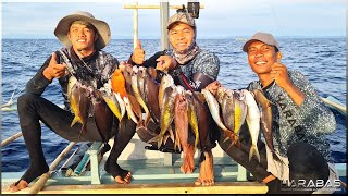 EP298-Part 1 - Jackpot Handline Fishing | Catch and cook | Occ. Mindoro