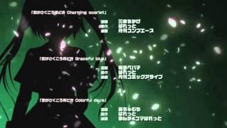 Koi ga Saku Koro Sakura Doki Ending(Asaba Konami)