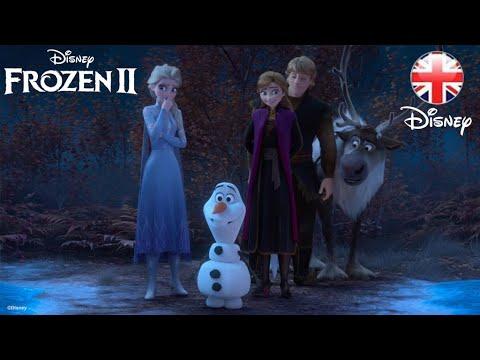 FROZEN 2  2019 New Trailer   Disney UK