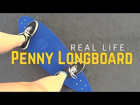 My New Penny Longboard
