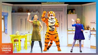 Tiger-obics   The Tiger Who Came To Tea: Dance-Along